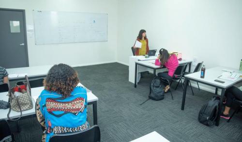 HCLA EAP Class