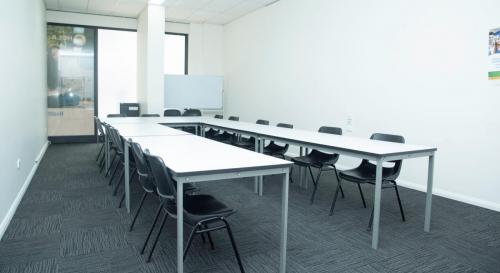 LANGUAGE FACILITATION ROOM FOR ENGLISH PLACEMENT TESTS